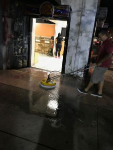 Concrete Pressure Cleaning Miami