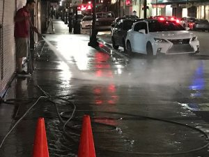 Commercial Pressure Washing in Miami