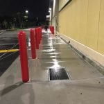 Complete Storefront Concrete Surface Pressure Cleaning