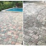 Pavers Pressure Cleaning and Sealing